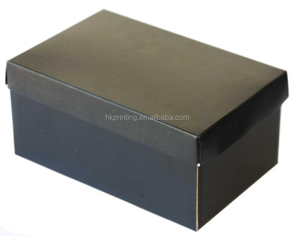 Bas prix et de haute qualit bo tes chaussures en carton - Boite a chaussure en carton ...