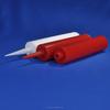 300ml HDPE silicone sealant tube