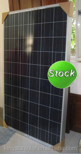 stock of Super quality and Competitive price polycrystalline 235W solar panel