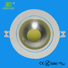 high quality good offer residential lighting factory wholesale high luminous led downlight 6w new design