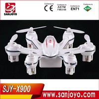 The smallest quadcopter for sale MJX X900 G-sensor Helicopter 2.4G 6-Axis RTF helicopter drone VS MJX X600 MJX X800