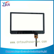 Explosion Android 10.1 inch car navigation capacitive sensitive touch screen fit for IX 25