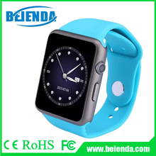Fashion Smart Watch with GPS+2G+WiFi+Bluetooth Watch Mobile Phone 2015