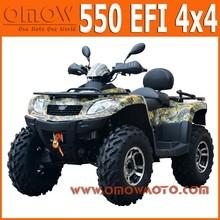 EEC EPA 550cc 4x4 ATV