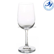 White, transparent, refracting the charming colorful light crystal materail crystal wine glass charms