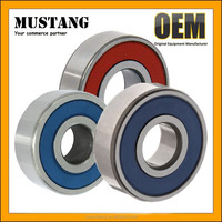 Deep Groove Ball Bearing, Motorcycle Wheel Bearing Sizes, 2Z,2RS, Z,RS, Open Bearing 6202 ,Stainless Steel Bearing