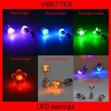 wholesale jw jewellery wholesale ltd zircon flashing led earring