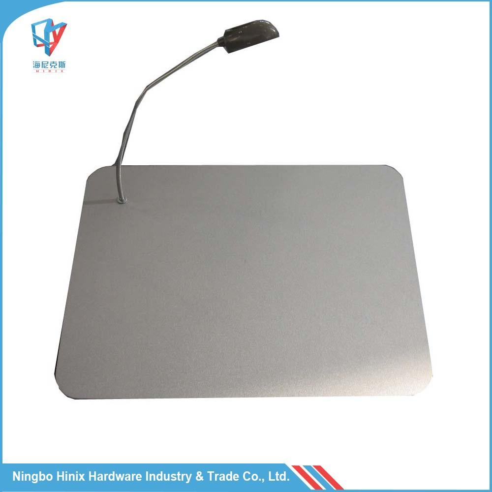 Portable Built In Led Light Laptop Desk