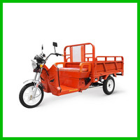 Mini Easy Operated Three Wheeler Food Tricycle