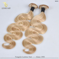 2015 Hot China Supplier Blonde Top Grade 8A Long Lasting Soft Remy hair weaving remy russian blonde hair extensions