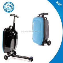 Scooters Bags Trolley Luggage Carts Travel School Skateboard Box