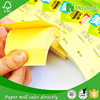 China products prices 76*102mm 75gsm colour sticky notes