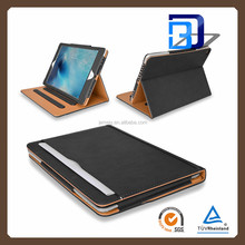 Newest 12.9 Inch Leather Tablet Case For iPad Pro , 12.9 Inch Stand Cover For iPad air pro ,For iPad pro business Case Wholesale