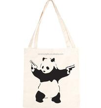 Alibaba China Supplier Wholesale popular designer cotton tote bag