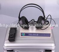 2014 portable auto professional 3D NLS human body health diagnosis machine