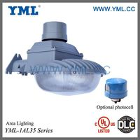 LED outdoor area lighting garden light parks light couryards lamp country road lamps with CUL UL DLC approval
