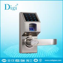 6600-307 Intelligent Touch Screen Keypad Biometric Fingerprint Door Lock