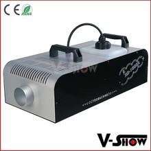 Professional 1500w led fog smoke machines for led stage lighting effect