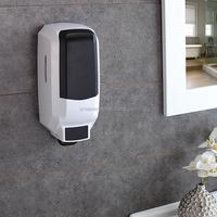 1000ML Wall mounted Foam Feature Soap Dispenser White/black