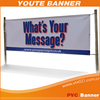 Event Promotional Outdoor Christmas Banner