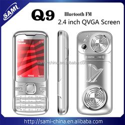 sami Cheap Dual Sim Quad Band Cell Phone Q9 mobile phone