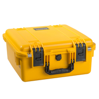 Hard PP Waterproof Plastic Instrument Case for Equipment