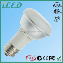 50 Watt Equivalent Dimmable BR20 5 Watt LED Warm White 550 Lumens BR20 Led Bulbs 2700K