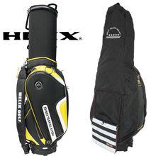 Helix waterproof golf bag travel rain cover /waterproof rain cover for golf bag with wheels /cheap golf bag rain cover