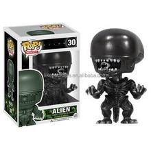 Alien vinyl figure color box