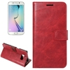 Multifunctional Leather cellphone case for galaxy s6 edge plus