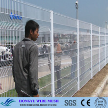 composite horse fence/rope mesh fence/dog ear wood fence