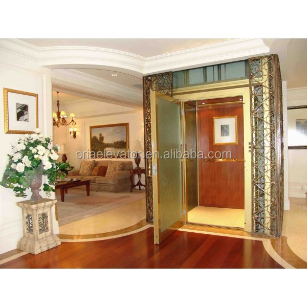 Oria small home elevator glass home elevator used home Homes with elevators for sale