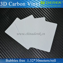 3D Carbon Size: 1.52 x 30m / 13 Colors Available / Fast Shipping / High Quality 3D Carbon Fiber