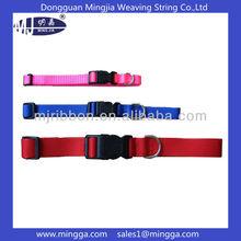 Custom different size bulk dog collar