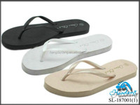 under one dollar shoes cheap blank flip flop