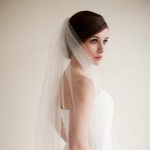 hair decorative vintage tulle polka dot wedding dress accessories long bridcage bridal veil
