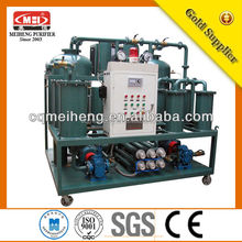 DYJ affordable waste motor oil recycling purification oil blend commercial reverse osmosis water system