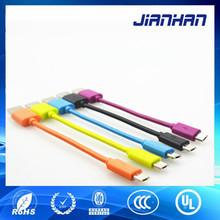 Heißer verkauf bunte micro-usb-kabel für smartphone