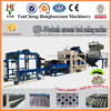 TOP Quality fully automatic concrete block making machine with Lower price concrete block machine QT4-15