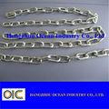 cadena de acero enlace