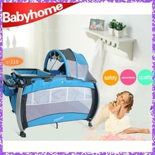 Every family prepare for their baby easy to carry folding travel cot