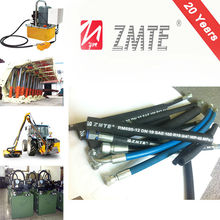 mine hydraulic support/Corrugated Surface/Nitrile R15 Rubber Hose