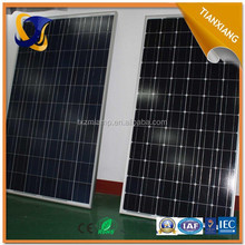China factory medium cheap the lowest price solar panel