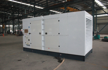 Low Noise Chinese Model With Original Alternator Big Genset Product Yuchai 45kva Diesel Generator Price