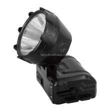 rechargeable led tiger head flashlight