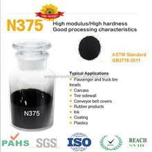 Good Quality Wet Process Granule N375 Black Carbon
