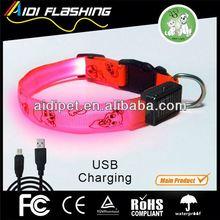 Practical LED Flashing Dog Collar
