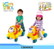 2015 Cheap promotional toy new design baby walker