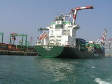 SHIPPING SERVICE FROM SHANGHAI TO SINGAPORE