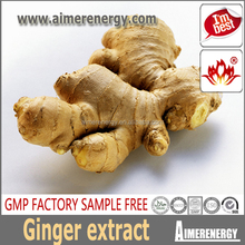 Natural nutrition supplement for anti-fatigue less faber ginger easy drink ginger powder/ginger oleoresin powder